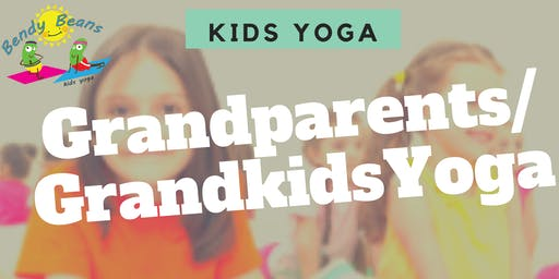 GRANDPARENTS/GRANDKIDS YOGA