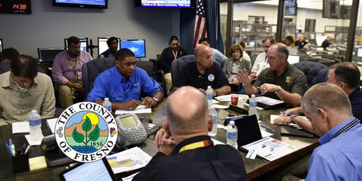 Fresno County Introduction to SEMS Course - August 13, 2019