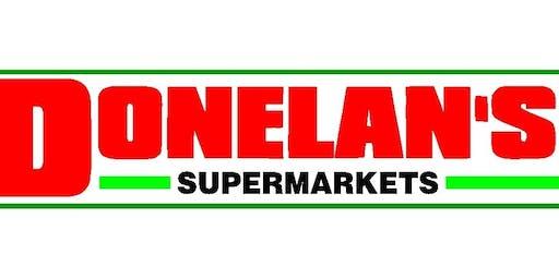 Granola Tasting at Donelan's - Pepperell