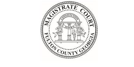 Fulton County Magistrate Court - Abandoned Motor Vehicles Informational Session tickets