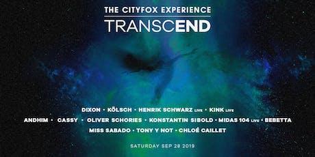 Brooklyn Mirage Closing & Cityfox Transcend tickets