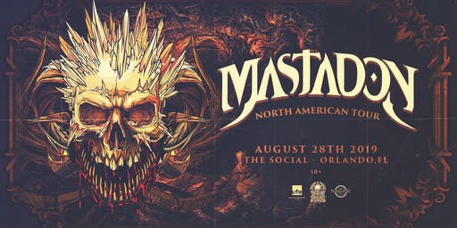 Mastadon: North American Tour (DJ)