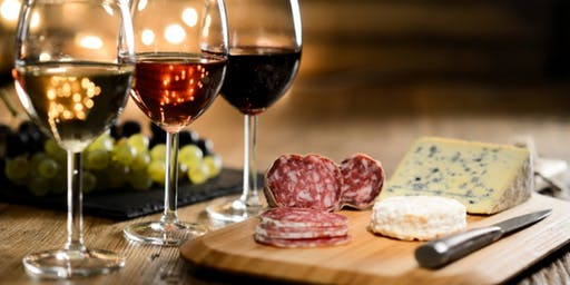 Wine and Cheese Open House