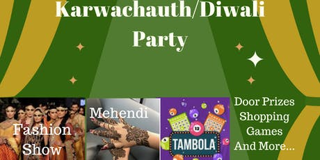 Karwachauth/Diwali Party tickets