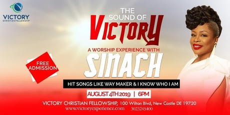 SOUND OF VICTORY WITH SINACH  tickets