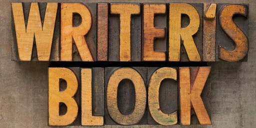 Seven Days to Busting Writer's Block—Forever! (August)