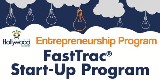 City of Hollywood's FastTrac Start-Up Program