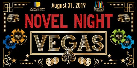 Novel Night 2019 - VEGAS! tickets