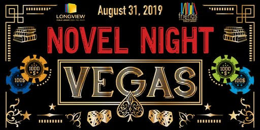 Novel Night 2019 - VEGAS!