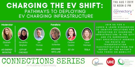 Charging the EV Shift: Pathways to Deploying EV Charging Infrastructure tickets