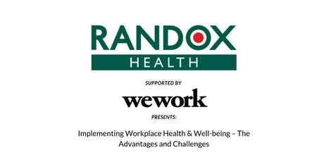 Implementing Workplace Health & Well-being – The Advantages and Challenges tickets