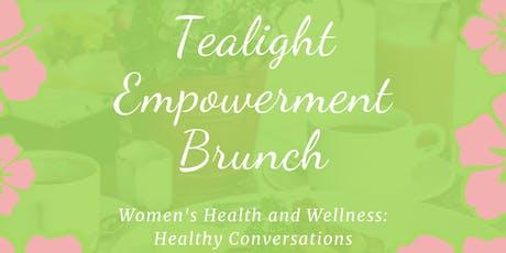 Tealight Empowerment Brunch tickets