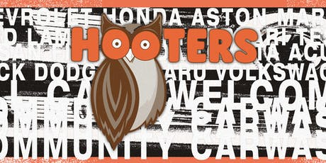 Community Carwash: Presented by @Hootersac & @DiamondAutosport tickets