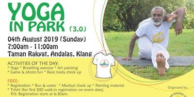 Yoga in Park 3.0