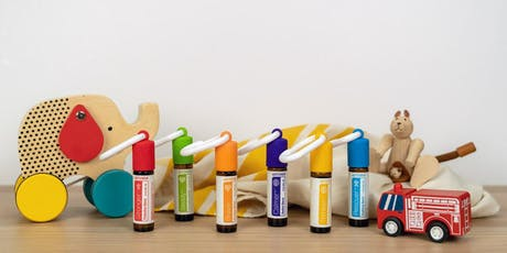 Essential  oils for babies and toddlers tickets