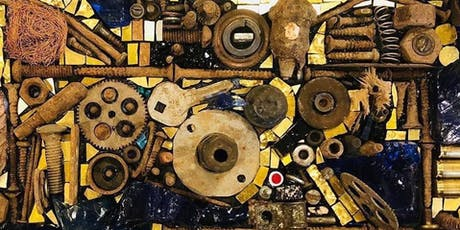 Abstract Mosaic Workshop tickets