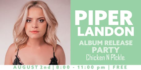 Piper Landon Concert tickets