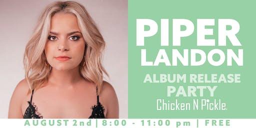 Piper Landon Concert