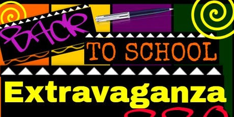 3rd Annual Back to School BBQ Extravaganza tickets