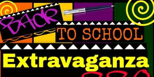 3rd Annual Back to School BBQ Extravaganza