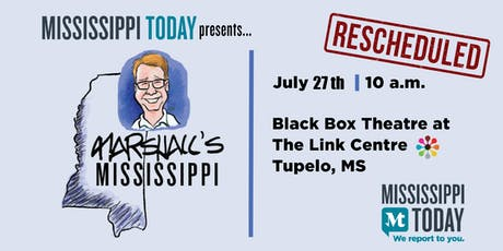 Marshall's Mississippi in Tupelo tickets
