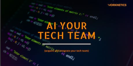 A.I Your Tech Team tickets