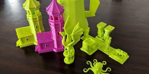 3D Print Design Workshop