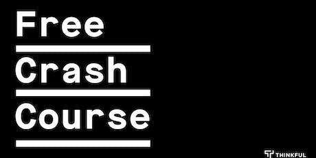 Thinkful Webinar | Free Crash Course: HTML & CSS tickets