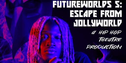 AS220 Youth presents Futureworlds 5: Escape from JollyWorld - PWYC Night