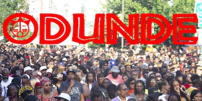 ODUNDE FESTIVAL 2020 (45th Anniversary)