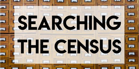 Searching the Census tickets