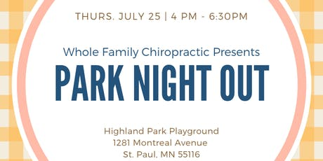 WFC's Park Night Out tickets