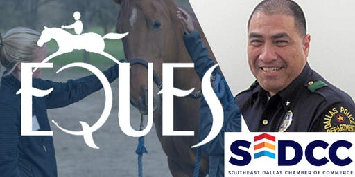 SEDCC July Luncheon with Deputy Chief Jesse Reyes