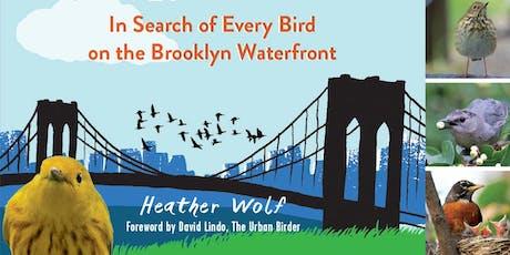 Birding with Heather Wolf tickets