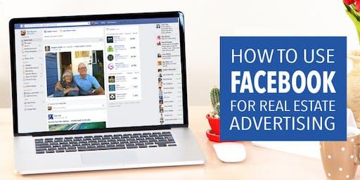 Maximizing Facebook for Real Estate