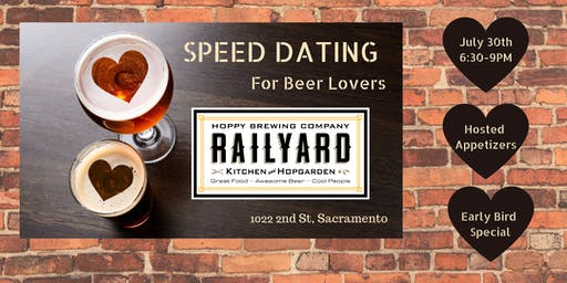 Speed Dating for Beer Lovers