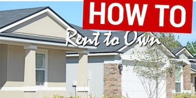Lease Options (Rent to Own) Workshop by Cam Rowland