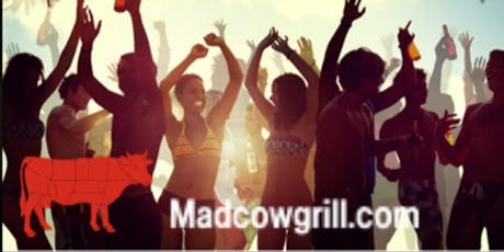 MAD COW's 1st Annual Caribbean Party tickets
