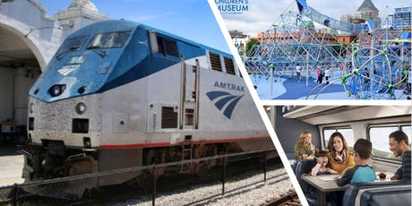 Triangle Family Train Ride to Greensboro Kids Museum (and back) tickets
