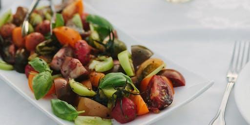 Plant Based Long Table Dinner