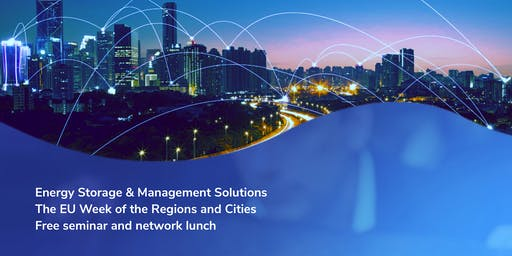 Energy Storage & Management Solutions (free seminar and network lunch)