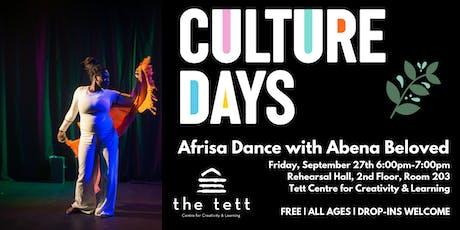 Afrisa Dance tickets