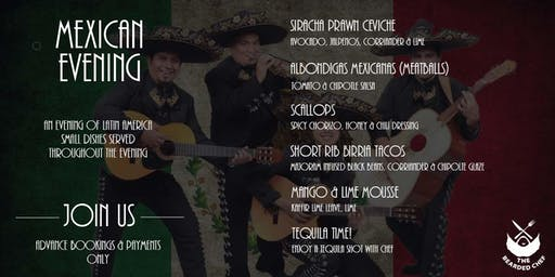 Mexican Evening at George & Dragon
