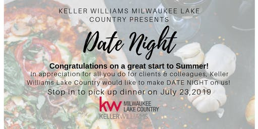 Date Night on Keller Williams Milwaukee Lake Country