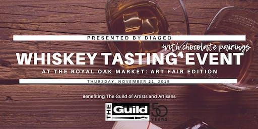 Royal Oak Market: Art Fair Edition - Whiskey Tasting - Presented by Diageo