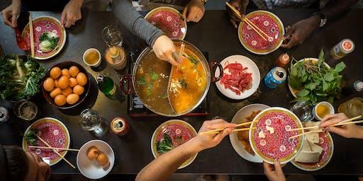 Mecha Noodle Bar Wine Dinner