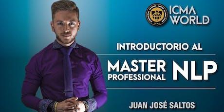 INTRODUCTORIO AL MASTER PROFESSIONAL NLP entradas