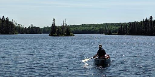 Canot 1 jour - Lac