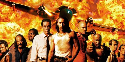 CON AIR (Upland Champagne Velvet Movie Series)