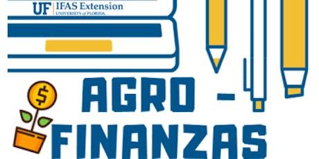 AGRO Finanzas tickets